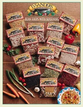 LysanderBean Soup Mixes